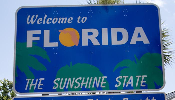 spotykać miejsca w Miami