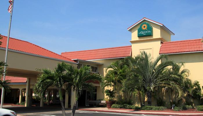Hotel na Florydzie