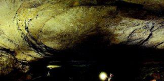 Jaskinie w USA