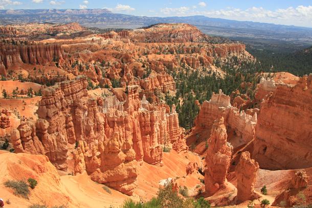 Bryce-Canyon-widok-kanionu