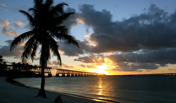 Floryda - najpiękniejsza plaża Bahia Honda
