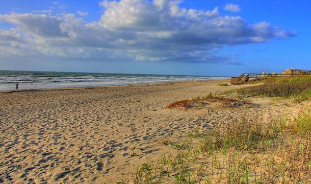 Floryda, plaża Cocoa Beach