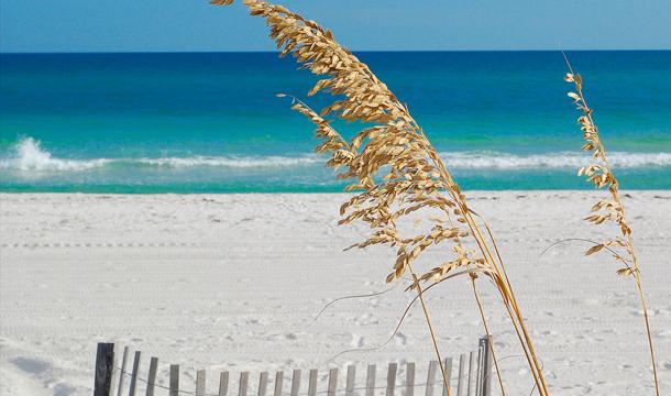 Plaża Na Florydzie: Pensacola Beach