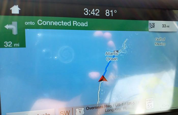 Droga do Wyspy Key-West