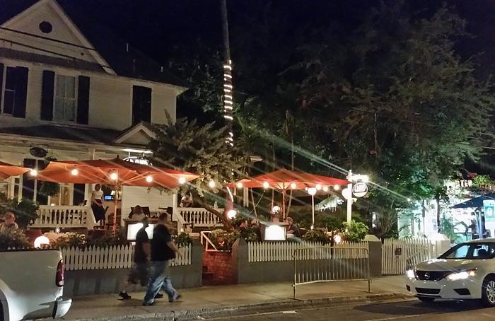 Uliczka Duval Street Key West
