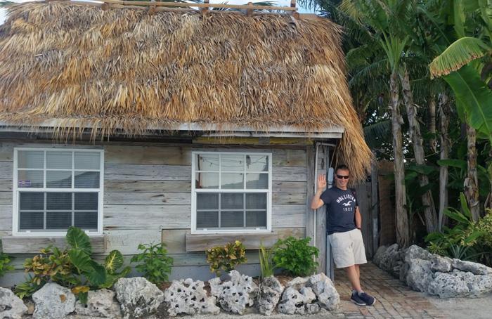 Key West egzotyczna chatka
