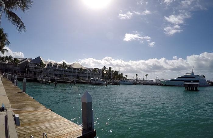 Key-West-port