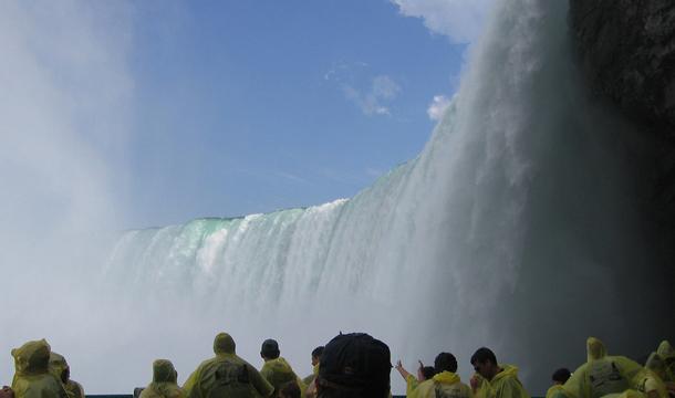 Wodospad Niagara - USA