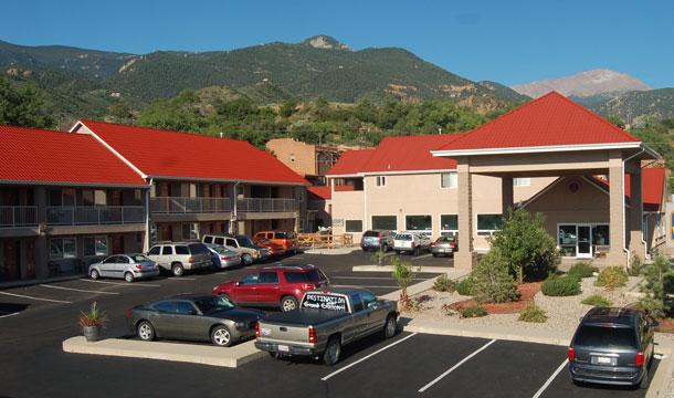 Hotel sieci Best Western w Kalifornii