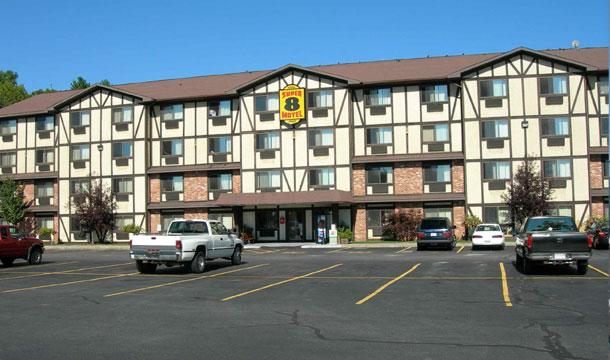 Hotel w USA