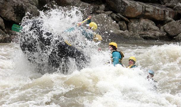 Rafting w USA