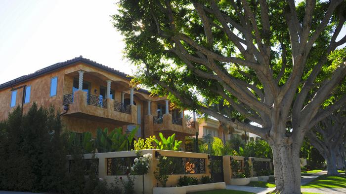 Beverly Hills domy