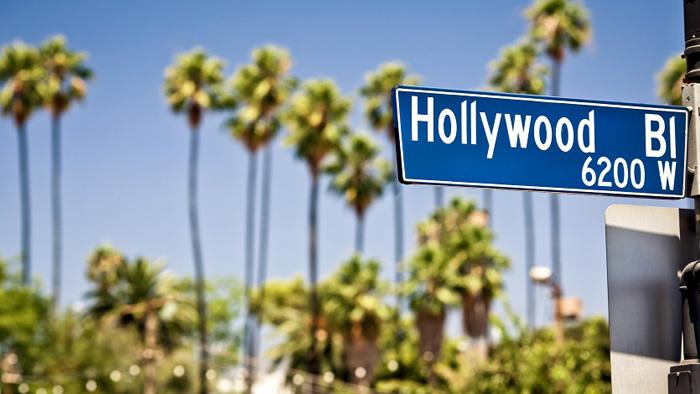 Hollywood-Kalifornia