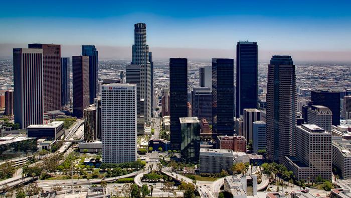 Los-Angeles-panorama-miasta