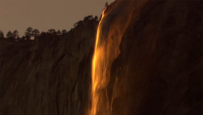 Yosemite - wodospad