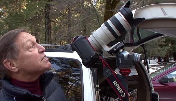 Yosemite-wodospad-fotograf