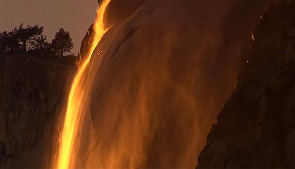 Parl Yosemite - wodospad