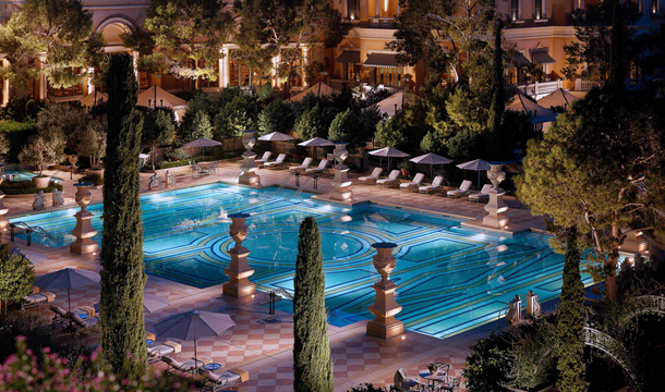 Przewodnik Po Las Vegas Hotel Bellagio