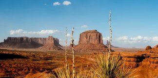 Arizona - Dolina Monumentow