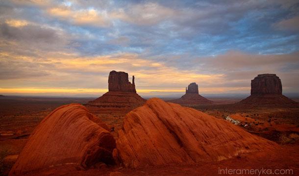 Wyprawa do USA- Dolina Monumentów, Indianie Navajo