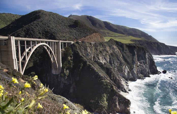 Most Big Sur California