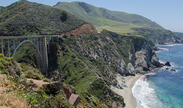 California- autostrada nr 1