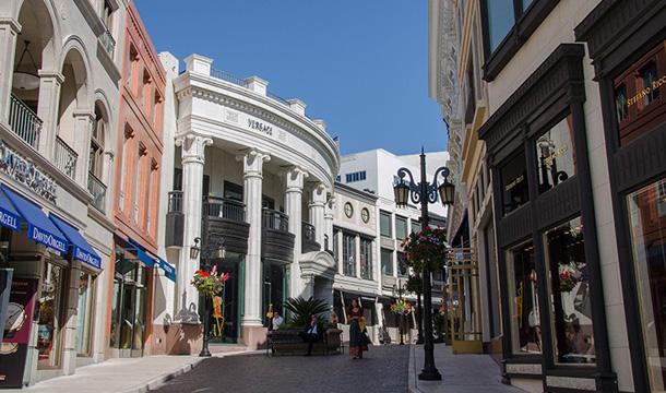 Centrum Rodeo Drive