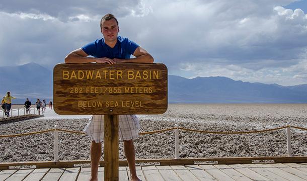 Dolina Śmierci - Badwater