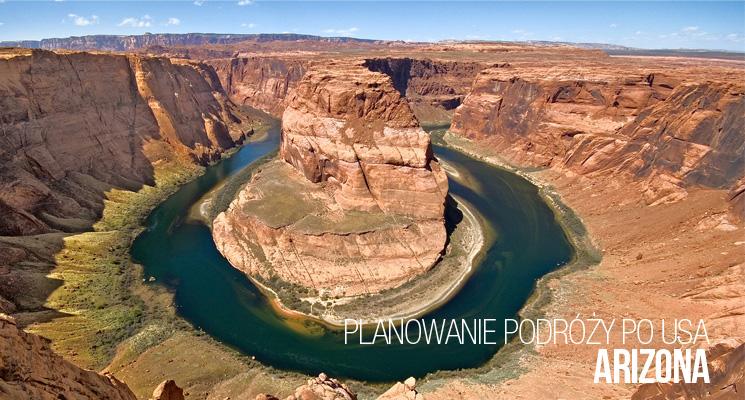 Planowanie podrozy po USA Arizona