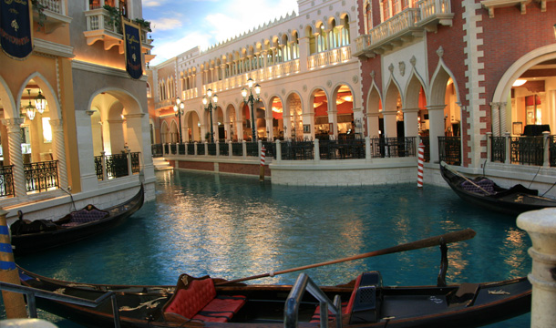 Las Vegas hotel Wekecja