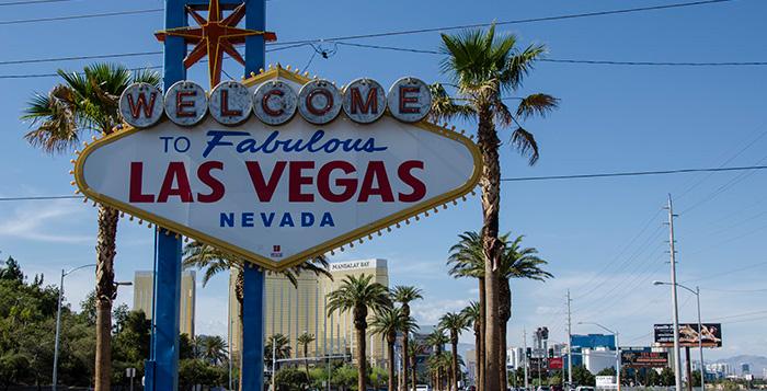 Las Vegas w USA