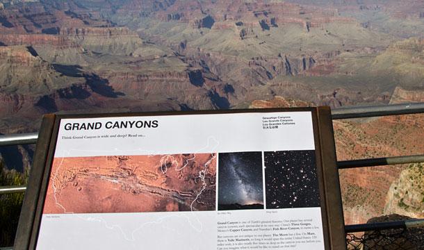 Kanion Kolorado punkt widokowy
