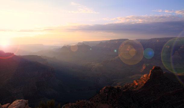 Wielki Kanion Kolorado - widok