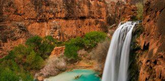 Kanion Kolorado - Wodospad Havasu