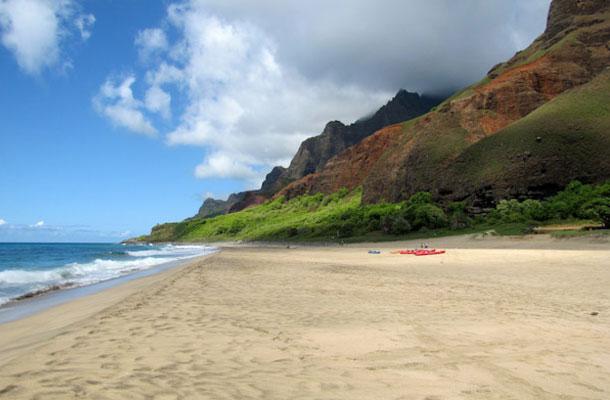 Hawajska-plaza-gory