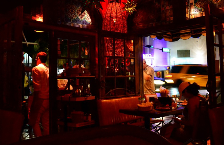 Miami, bary i restauracje