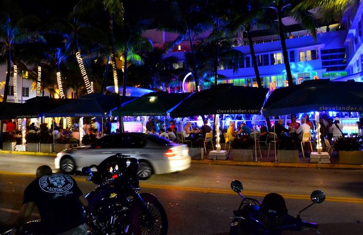 Miami Beach - życie nocne