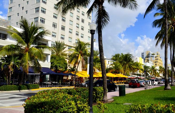 Ocean Beach w Miami