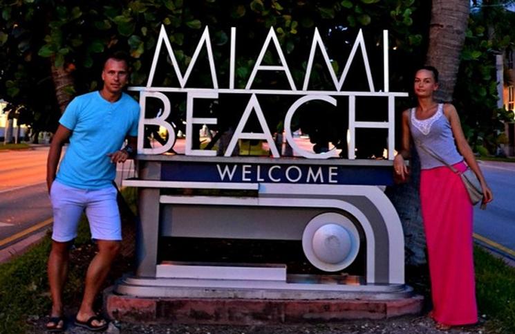 Witamy w Miami