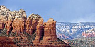 Sedona w Arizonie