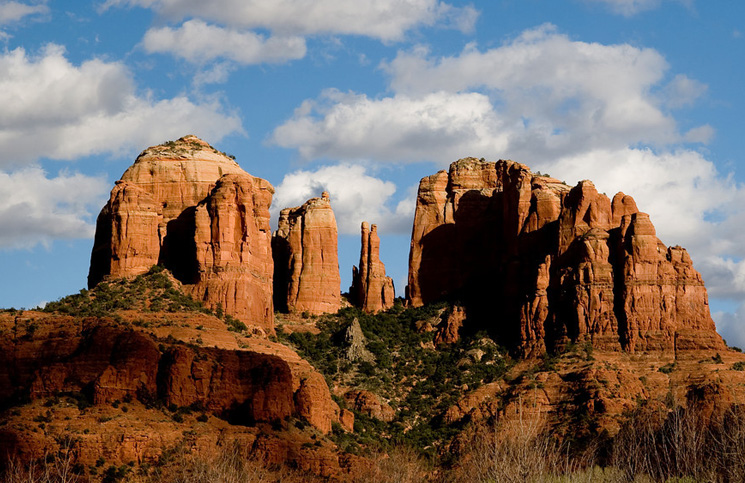 Sedona-skala-cathedral-rock