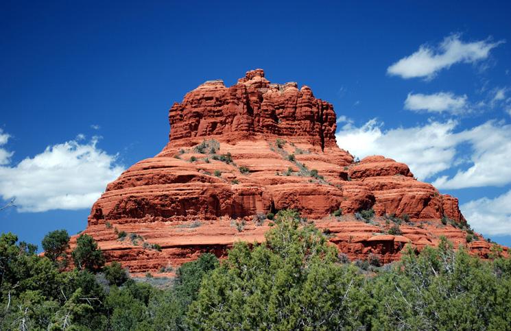 Sedona Skała Bell Rock