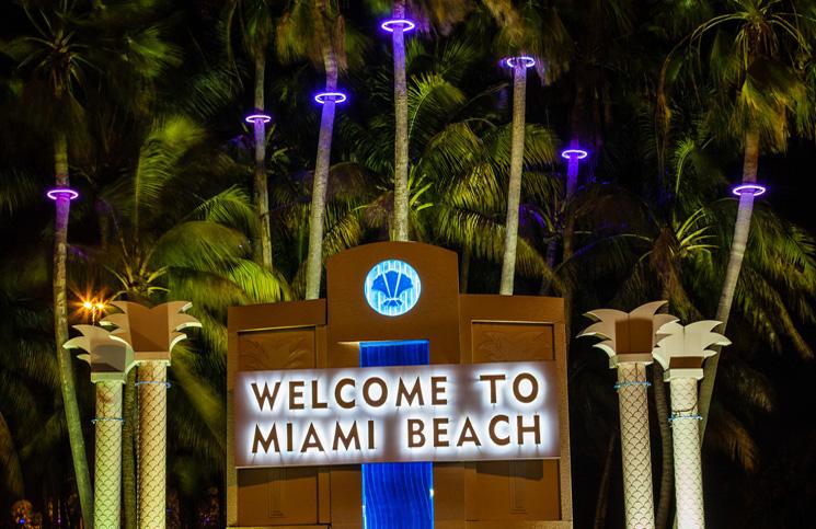 Miami-Beach-Floryda