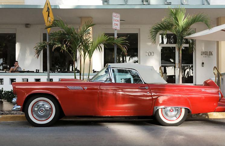 Miami-Beach-ulica