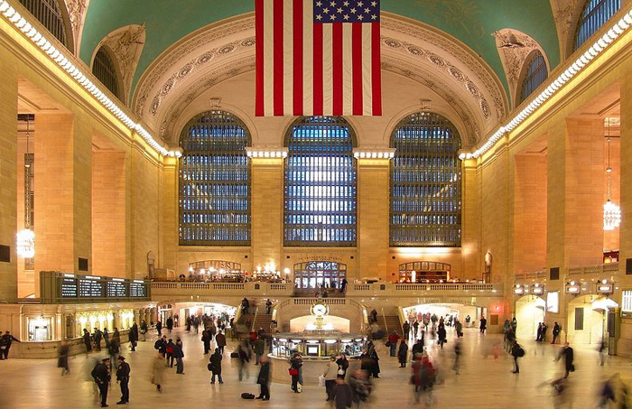 Nowy-Jork-Grand-Central