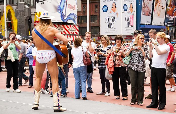 Nowy Jork Nagi Kowboj