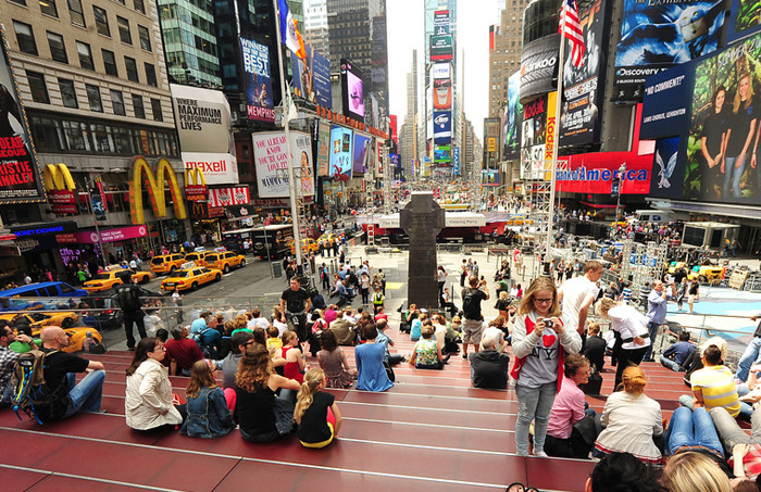 Nowy-Jork-Times-Square