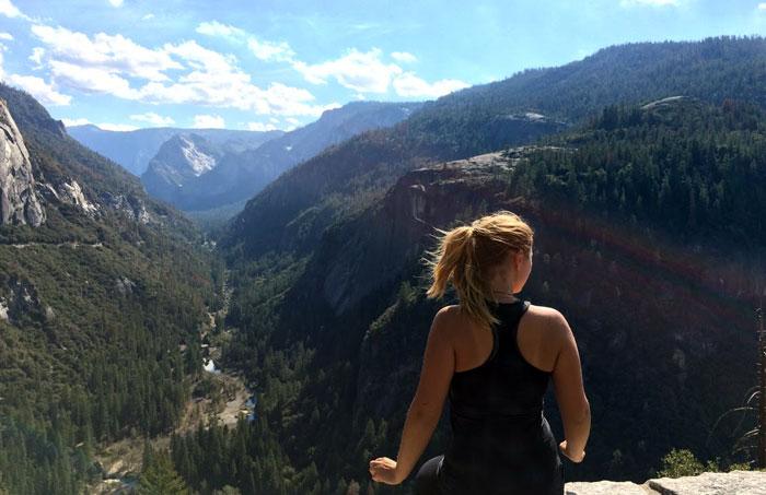 Parki Narodowe w USA -Yosemite