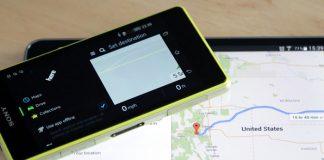 Mapy GPS USA