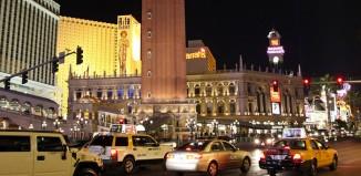 Parkingi w Las Vegas